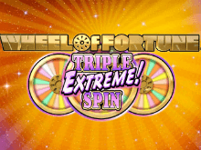 Играть в онлайн казино Vulkan в Wheel Of Fortune: Triple Extreme Spin